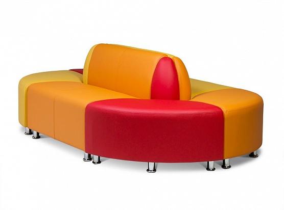 8 местный диван Микс